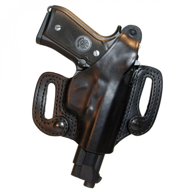 Кобура кожаная BlackHawk Detachable Slide Leather 420102