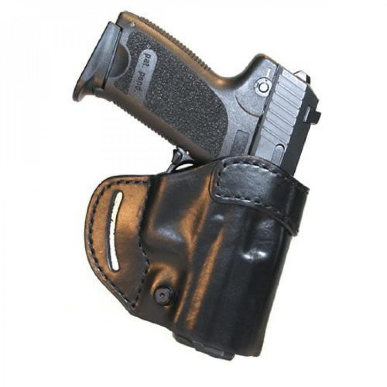 Кобура кожаная BlackHawk Compact Askins Leather 420502