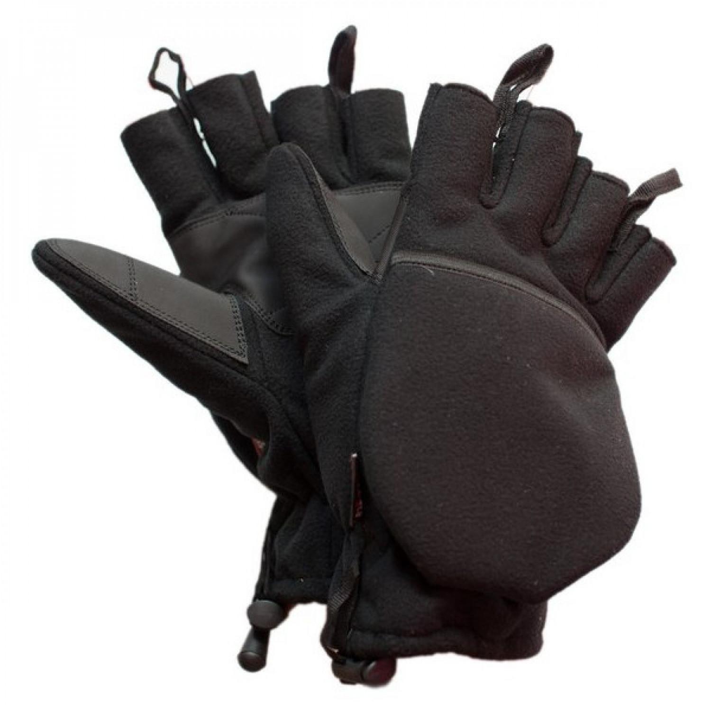 Варежки / перчатки флисовые Bilal Brothers Winter Mitts  1/2