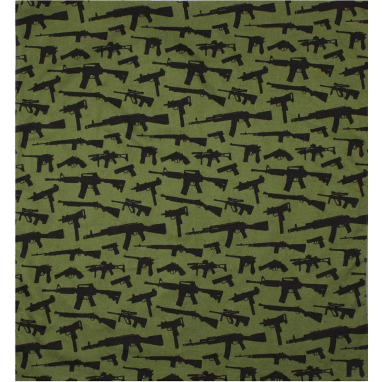 Бандана Rothco Gun Pattern