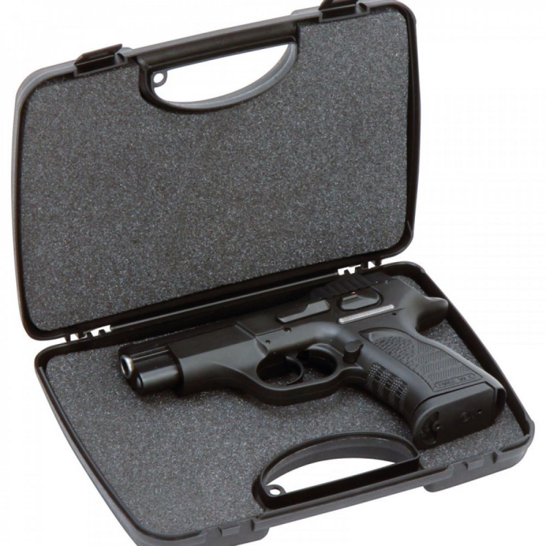 Кейс Negrini для пистолета 23,5x16x4,6 см. арт. 2038