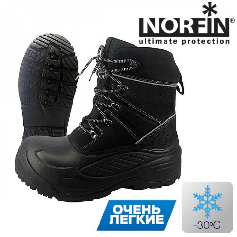 Ботинки зимние Norfin DISCOVERY