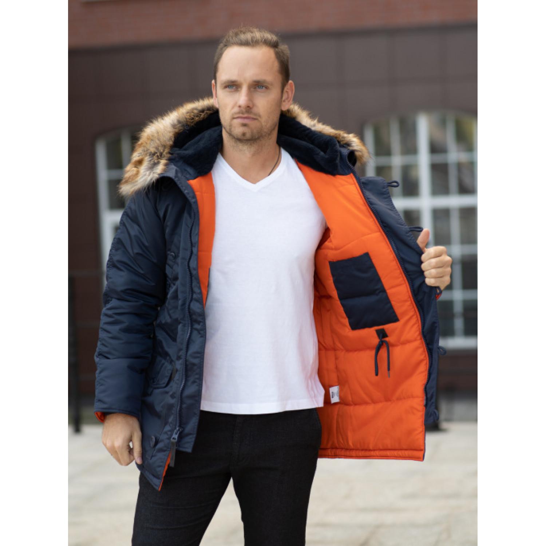 Зимняя куртка аляска М65-casual N-3B