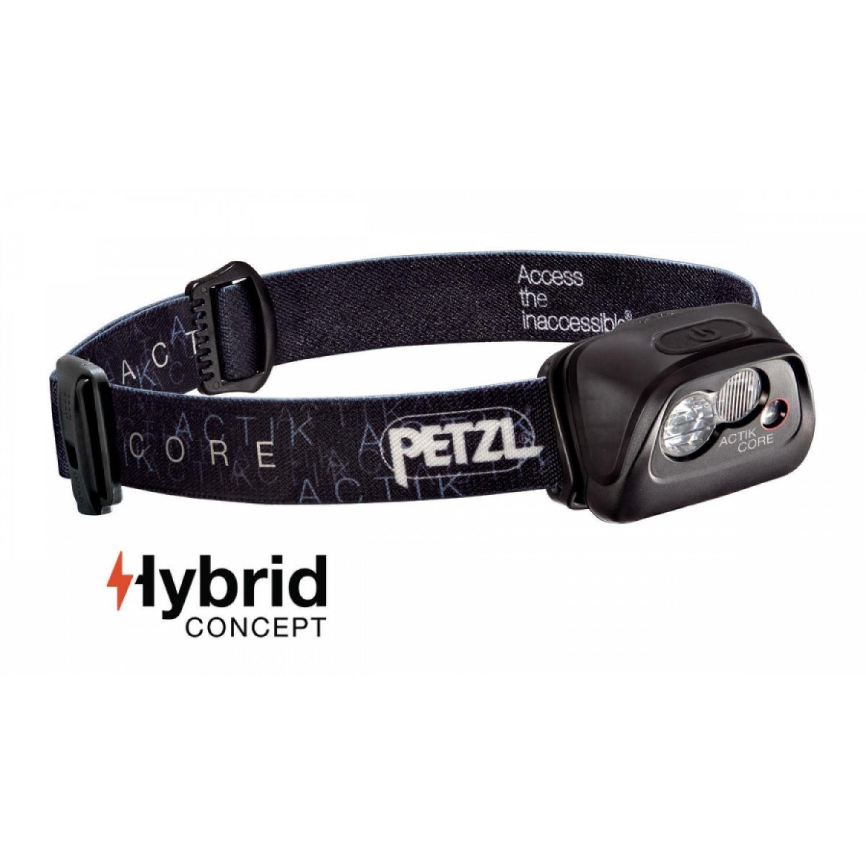 Налобный фонарь Petzl Actik Core 350 lumens