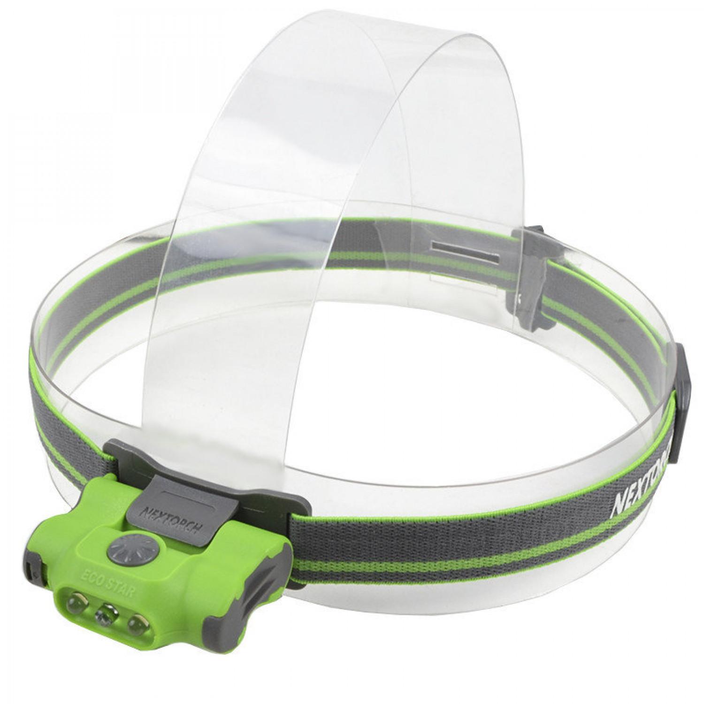 Налобный светодиодный фонарь Eco-Star