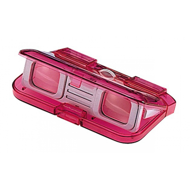 Бинокль театральный Vixen Opera Glass 3x28 Clear Pink