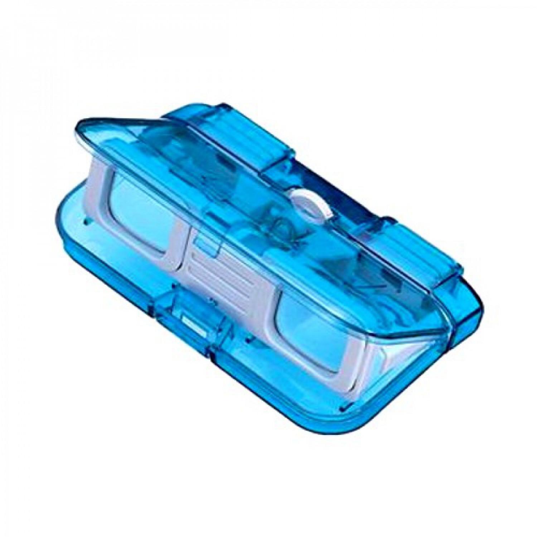 Бинокль театральный Vixen Opera Glass 3x28 Clear Blue