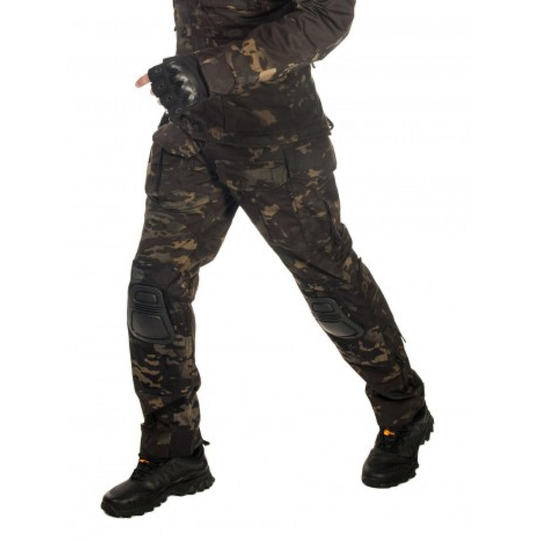Костюм тактический мужской демисезонный Rescuer