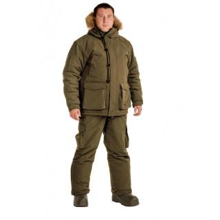 Зимний мембранный костюм Хант PRIDE Novatex