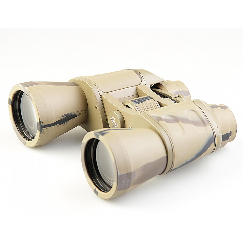 Бинокль Veber Classic БПШЦ 10x50 VRWA камуфляж