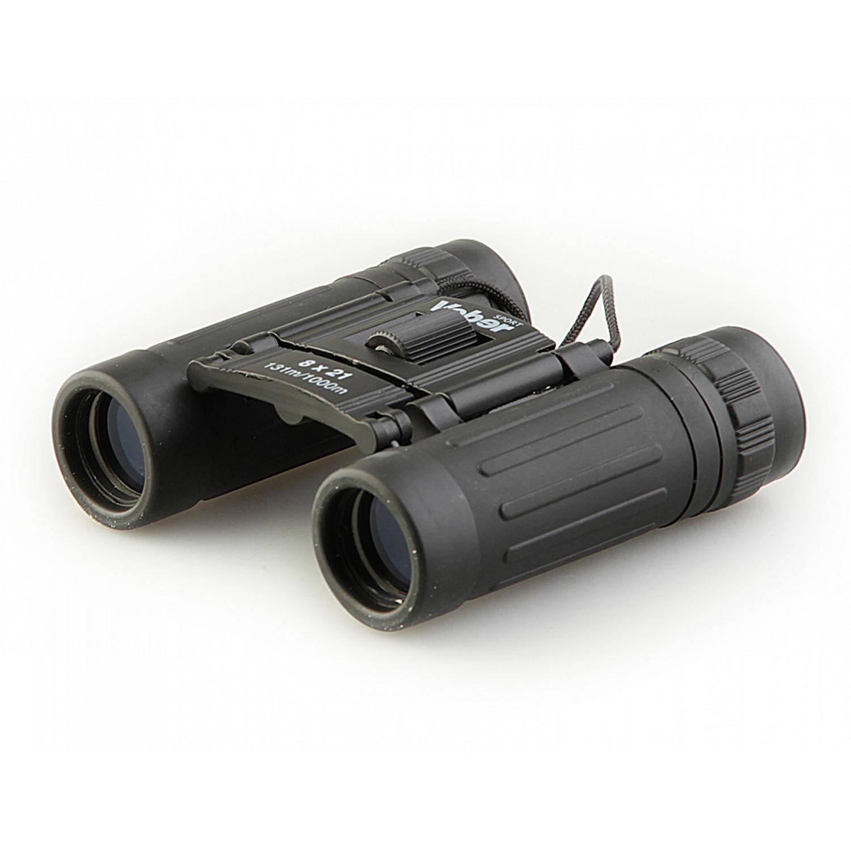 Бинокль БН 8x21 Veber Sport черный