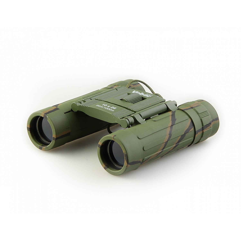 Бинокль БН 10x25 NEW Veber Sport камуфляжный