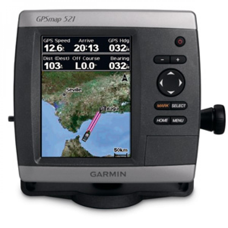 Картлоттер Garmin GPSMAP 521
