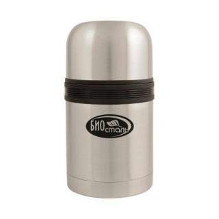 Термос универсальный (для еды и напитков) Biostal (0,75 литра), стальной