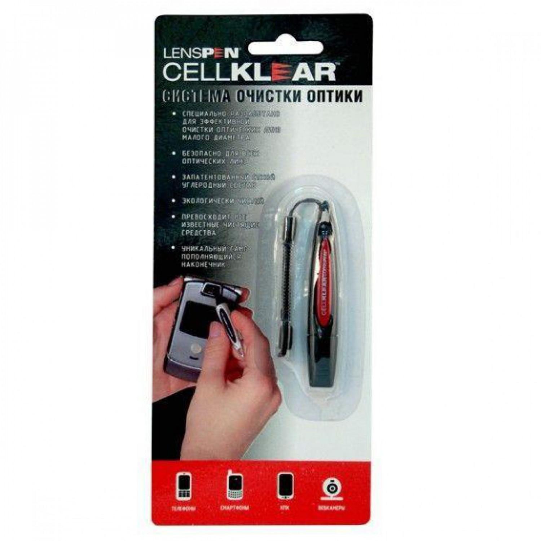 Карандаш для чистки оптики Lenspen Cellklear