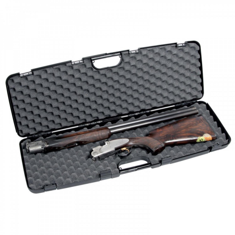 Кейс Negrini для гладкоствольного оружия длина ствола до 780 мм., внутренний размер 86x24,5x7,5см. арт. 1661ISY