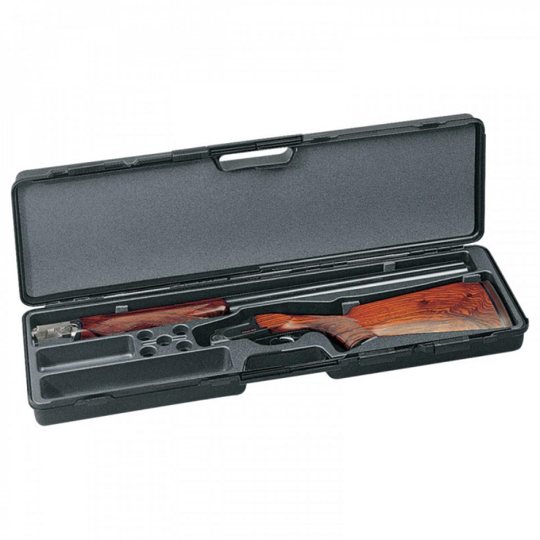 Кейс Negrini для гладкоствольного оружия, с отделениями, максимальная длина стволов до 810 мм., внутренний размер 81х23х10 см. арт. 1610T