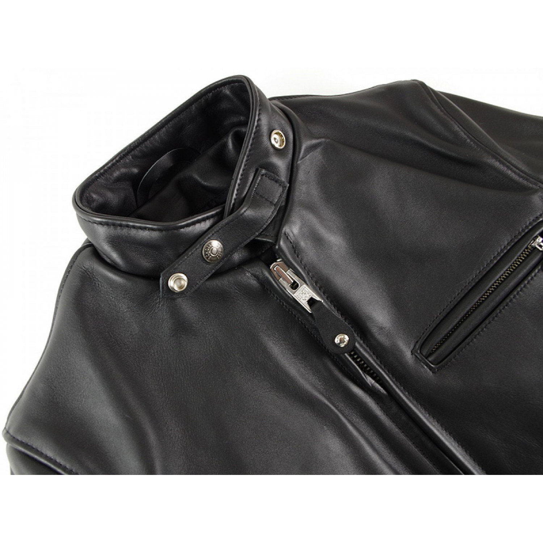 Куртка кожаная SCHOTT Single Rider Steerhide 641