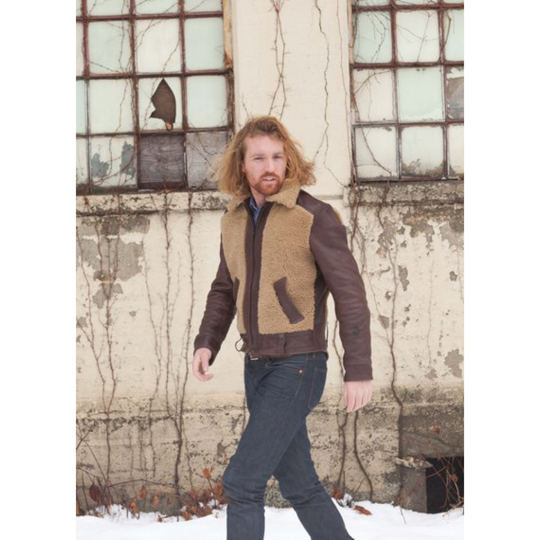 Куртка кожаная SCHOTT Perfecto ADAMS P2522 BRN