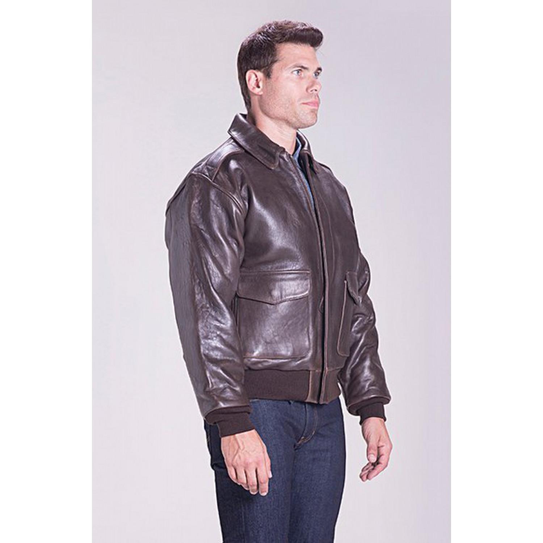 Куртка кожаная SCHOTT A-2SM