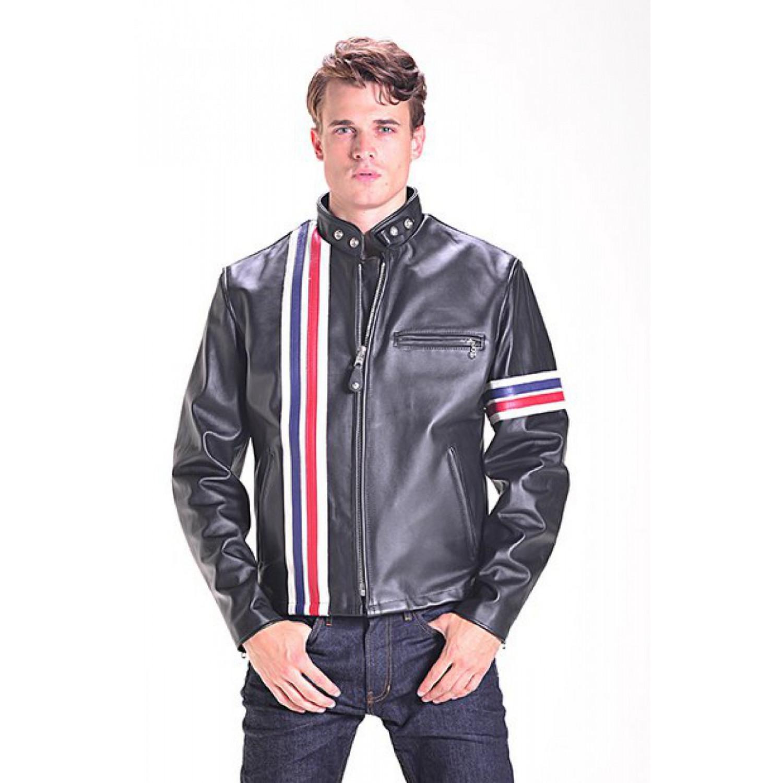 Куртка кожаная SCHOTT Easy Rider