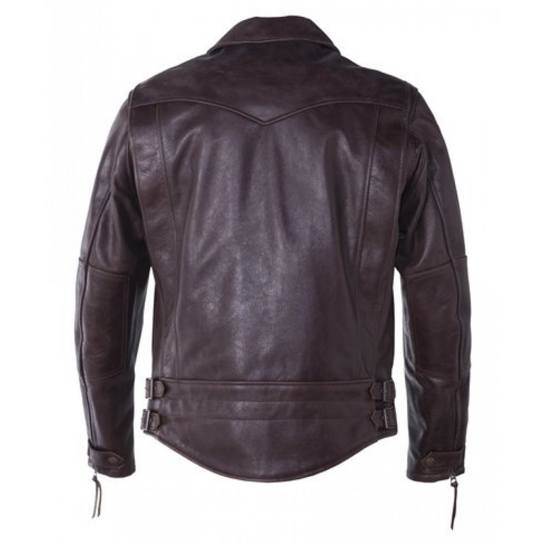 Куртка кожаная SCHOTT Vintage Motorcycle 585 Antique