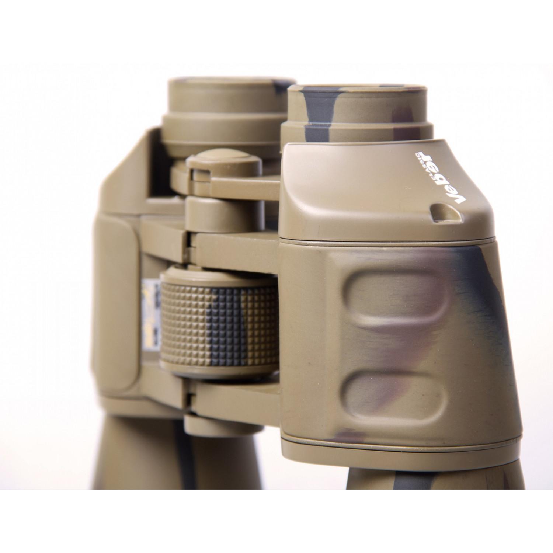 Бинокль Veber Classic БПЦ 16x50 VR камуфляж