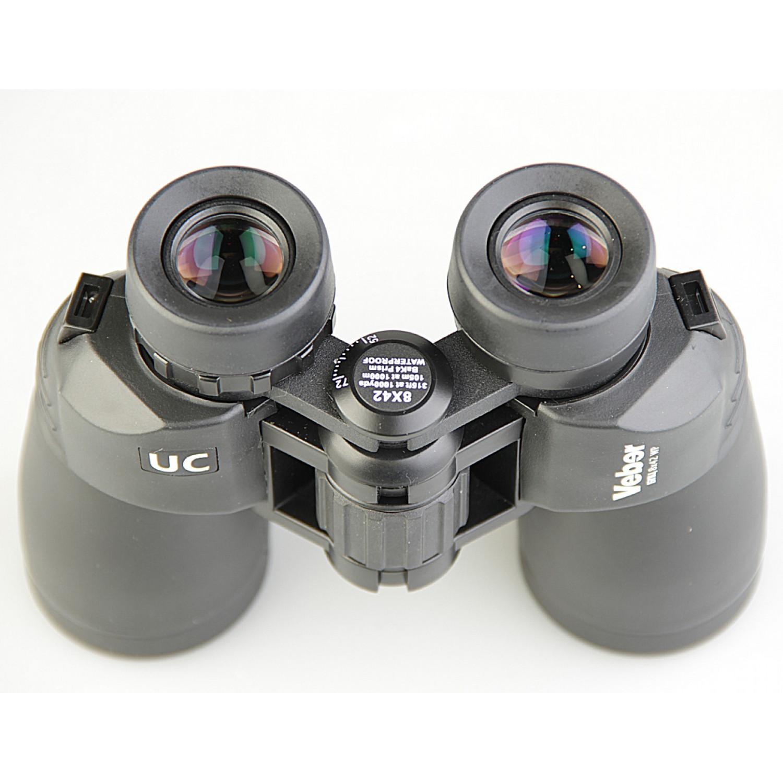 Бинокль Veber UC 8x42 WP
