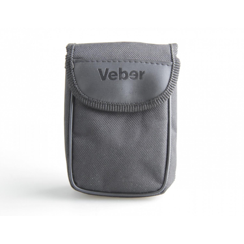 Бинокль Veber 10x25 WP черный
