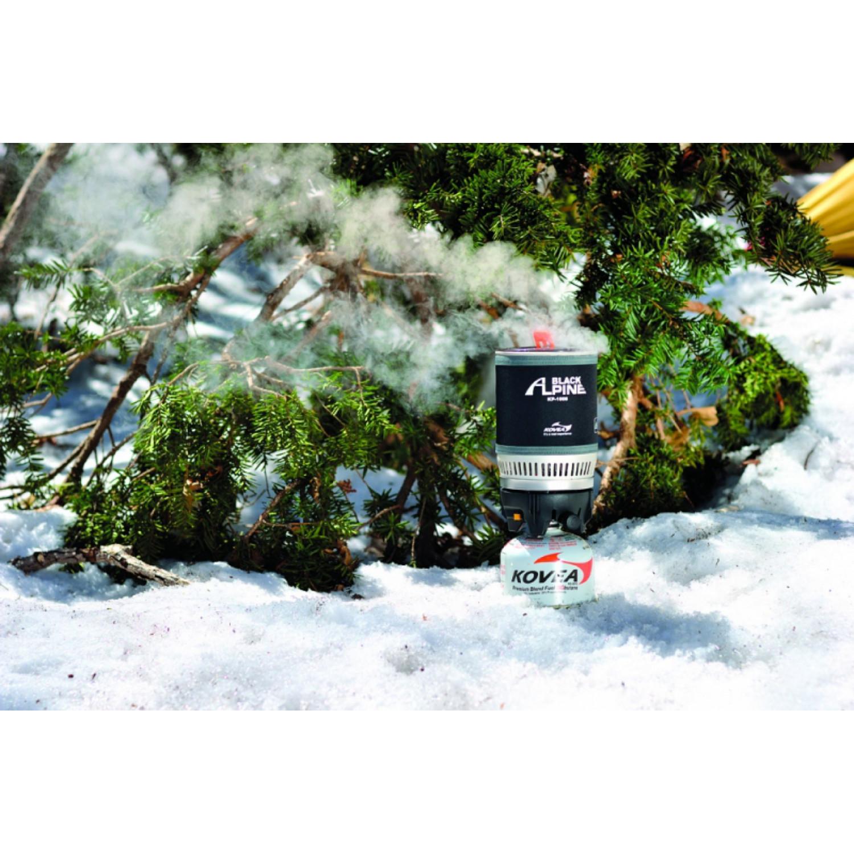 Газовая горелка KB-0703W Alpine Pot Wide