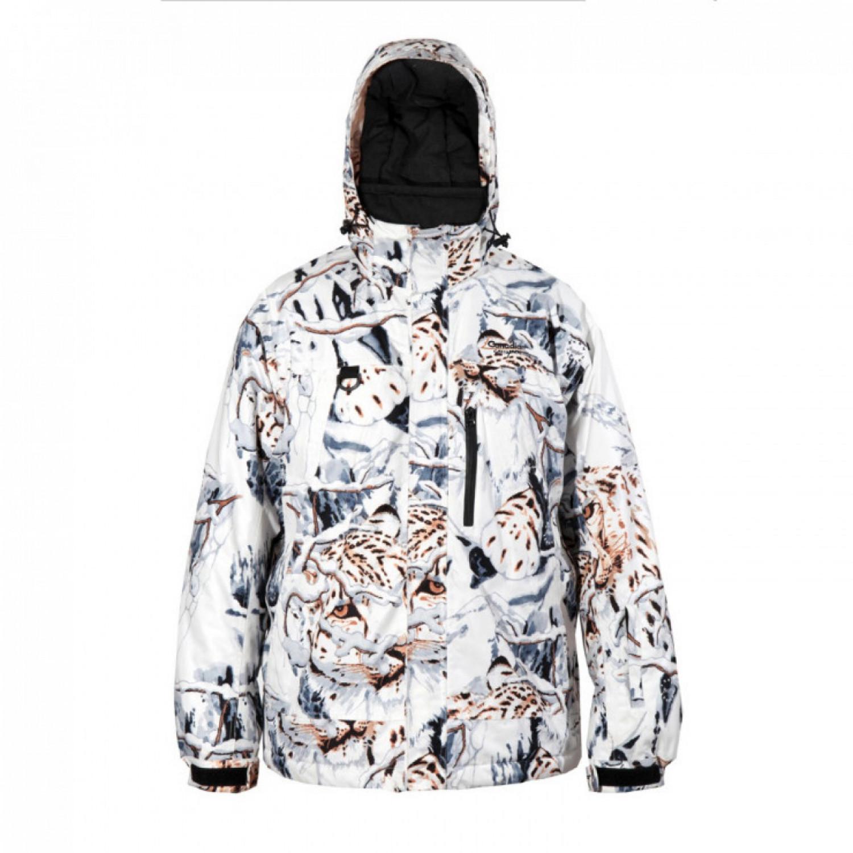 Костюм для охоты Canadian Camper TRACKER (куртка + брюки) t - 35 C°