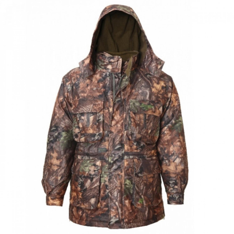 Костюм рыболовный Canadian Camper WOODS (куртка + брюки)