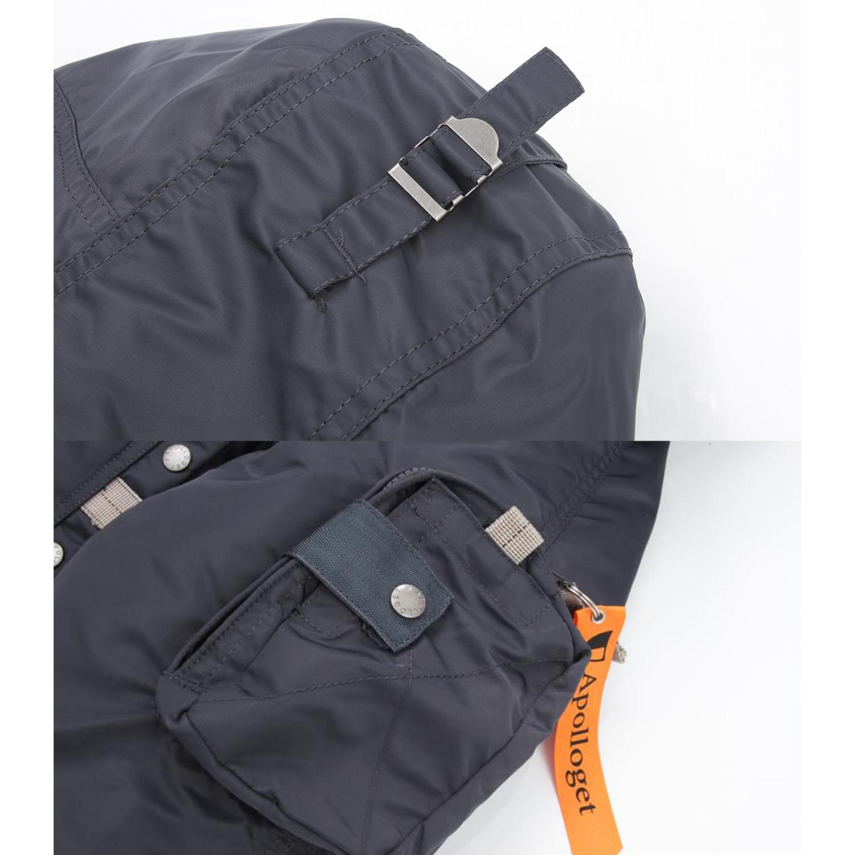 Куртка аляска мужская Apolloget Sapporo