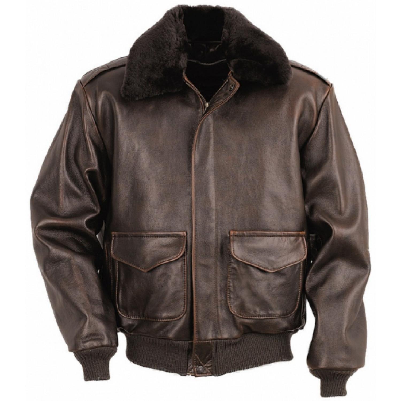 Куртка кожаная SCHOTT WWII 233